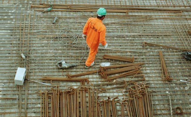 Byggnadssmide med gamla anor