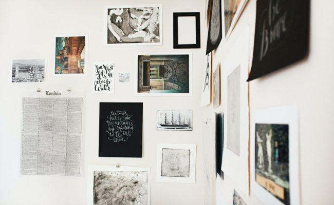 Köp affischer online som gör hemmet extra ombonat