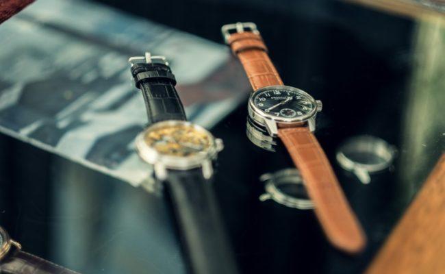 Klockbutik med kvalitativa produkter och trygga tjänster